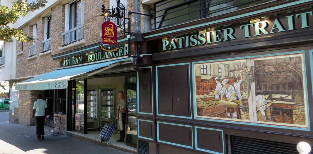 Boulangerie Coet, Paris 10è