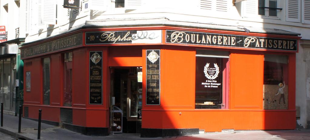Boulangerie Raphaëlle, Paris 18è