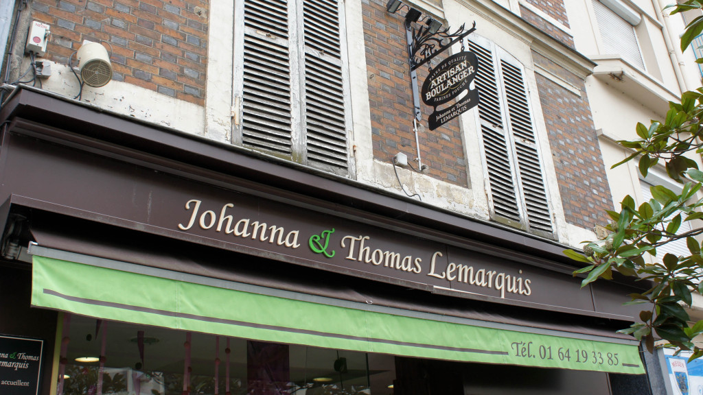Boulangerie Lemarquis, Melun (77)
