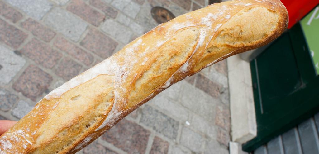 Chez les Lemarquis, les boulangers sont des artistes du façonnage et de la grigne... mais ils ont visiblement mal choisi leur art.