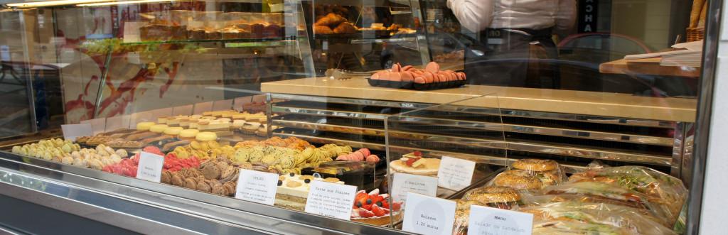 Pâtisseries, macarons & sandwiches, Matthieu Bijou, Le Raincy (93)