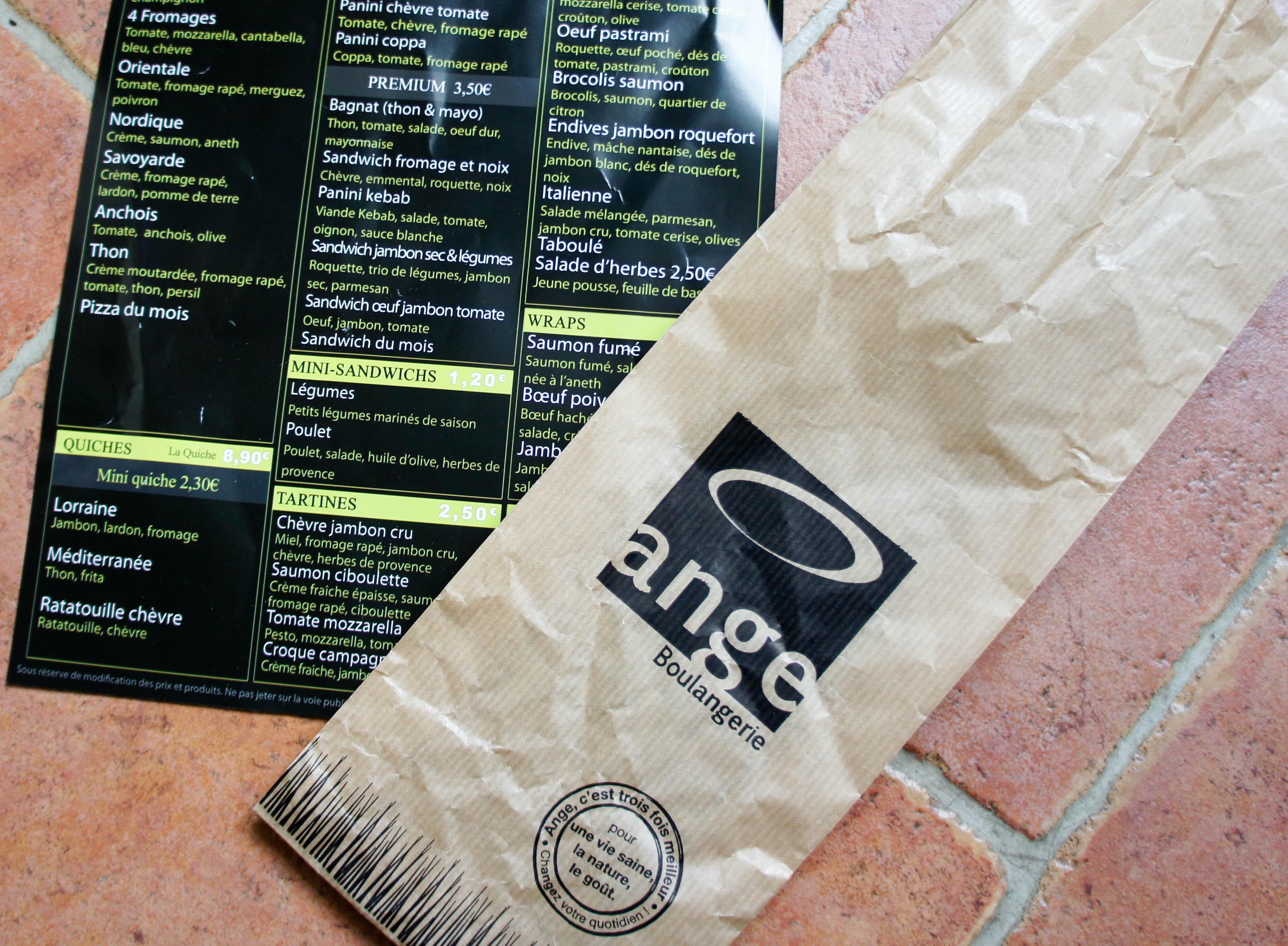 Carte Boulangerie Ange.Boulangeries Ange Un Concept Qui Veille Painrisien