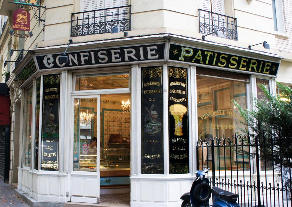 Boulangerie du Moulin de la Galette, Boris Lumé, Paris 18è