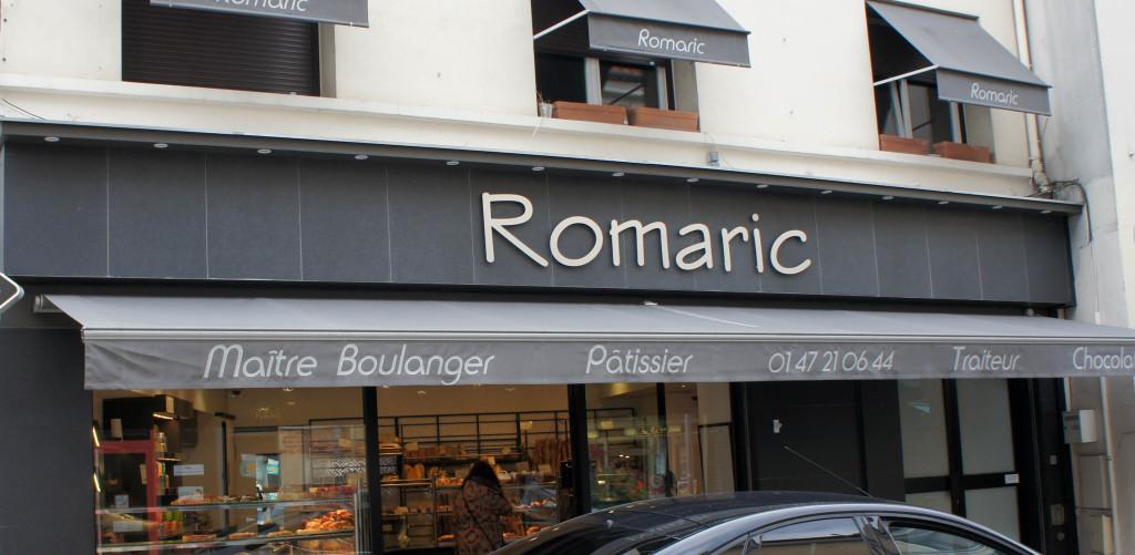 Romaric Maître Boulanger, Nanterre (92)