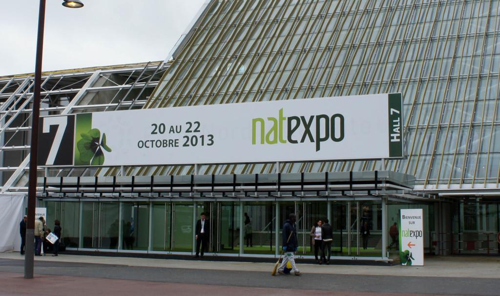 Natexpo 2013, 20-22 octobre, Villepinte