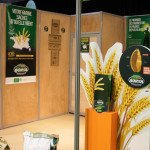 Le Stand Borsa. Parmi ses clients principaux en Ile-de-France, on compte Patibio et Bread & Roses.