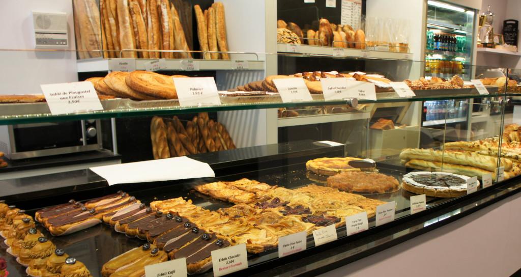 Pâtisseries classiques, Graines de Créateurs, Neuilly-sur-Seine (92)