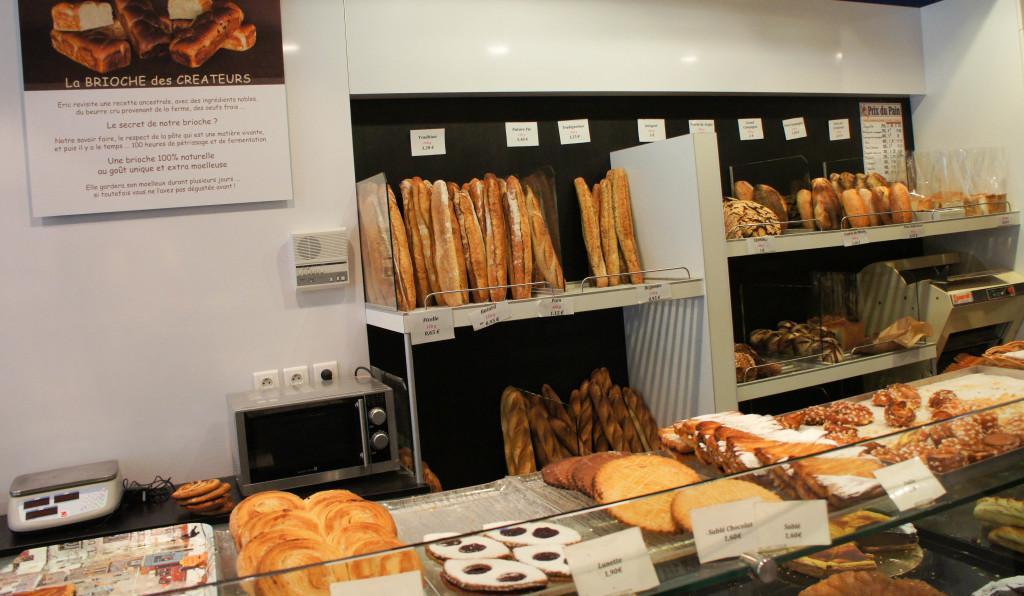 Pains & viennoiseries, Graines de Créateurs, Neuilly-sur-Seine (92)
