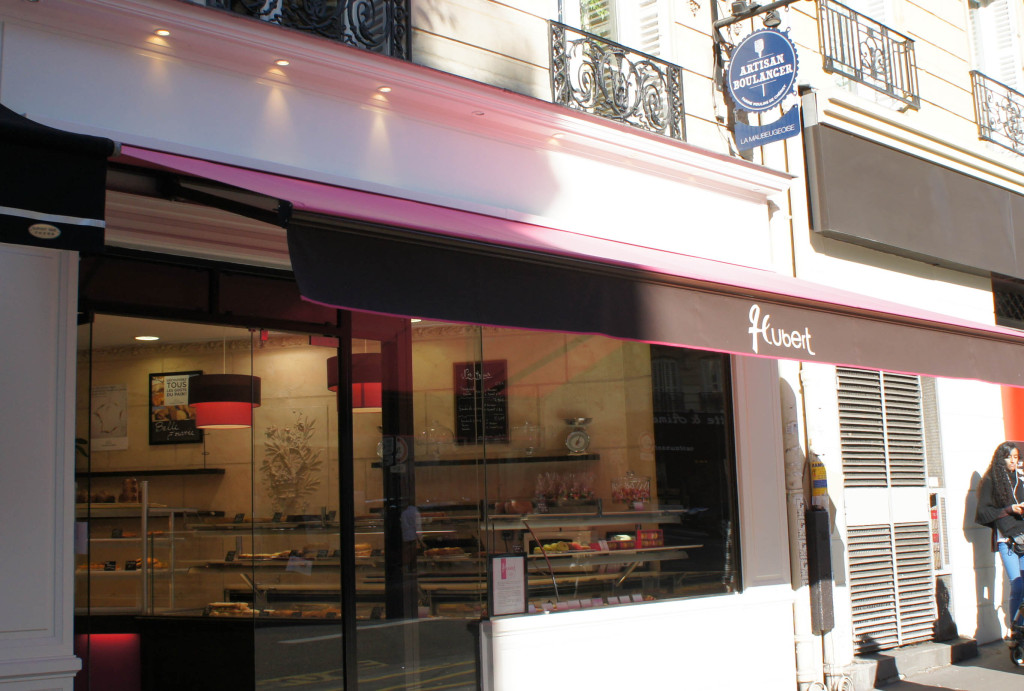 Boulangerie Hubert, Paris 9è