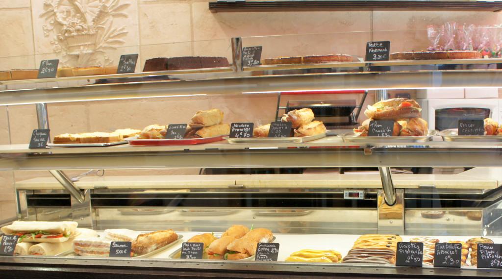 Traiteur & pâtisserie, Boulangerie Hubert, Paris 9è