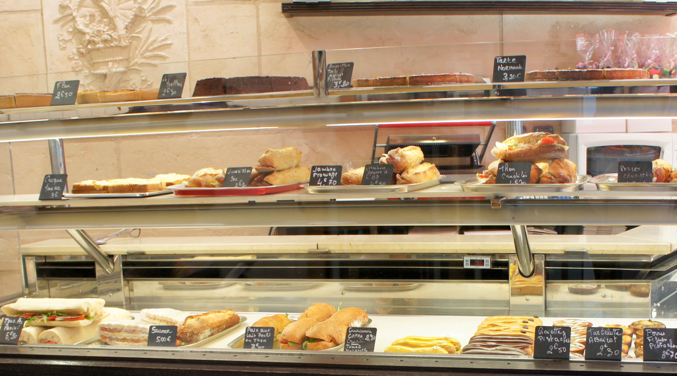 Boulangeries painrisien page 4 for Prix d un four a pain