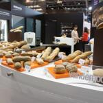 """Le stand Panavi-Vandermoortele, fidèle à lui même avec les pains """"Perene"""""""
