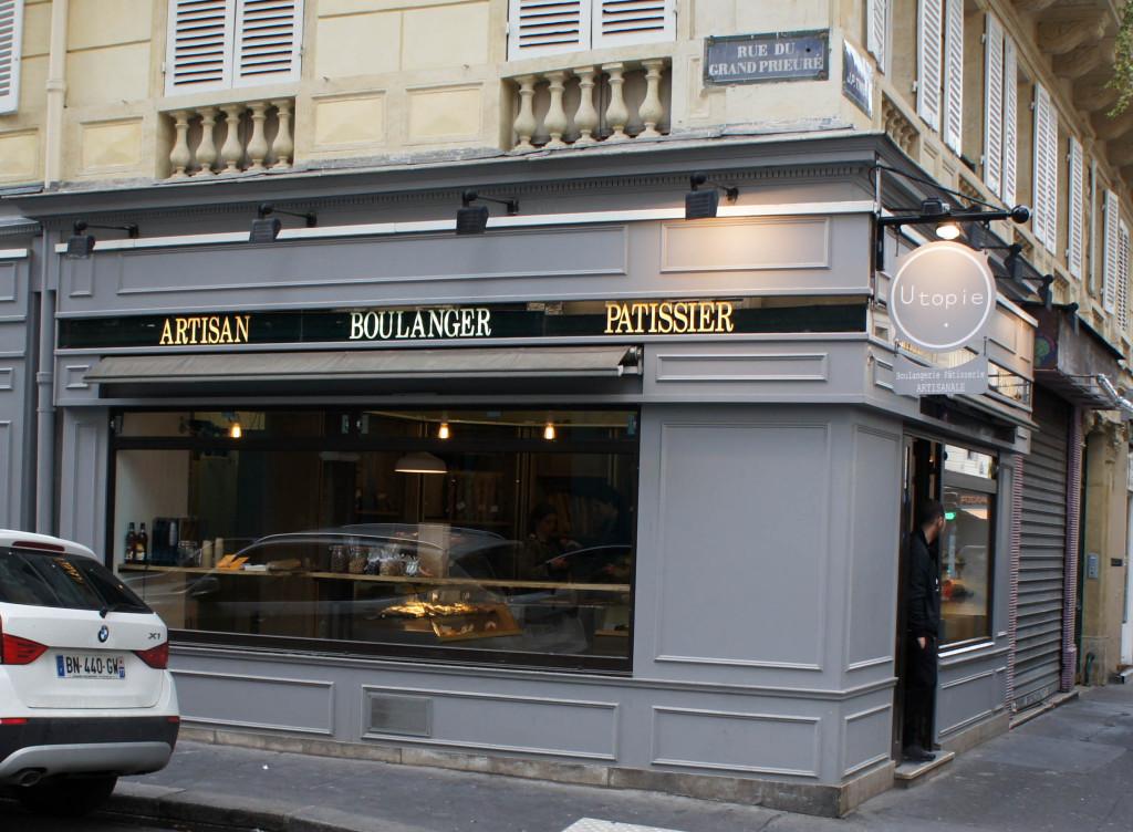 Boulangerie Utopie, Paris 11è