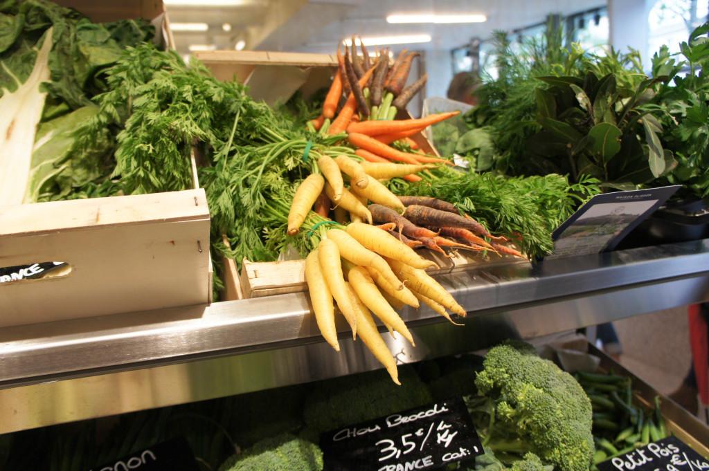 Légumes, Maison Plisson, Paris 11è