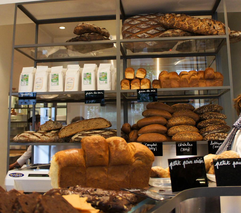 Espace boulangerie, Maison Plisson, Paris 11è