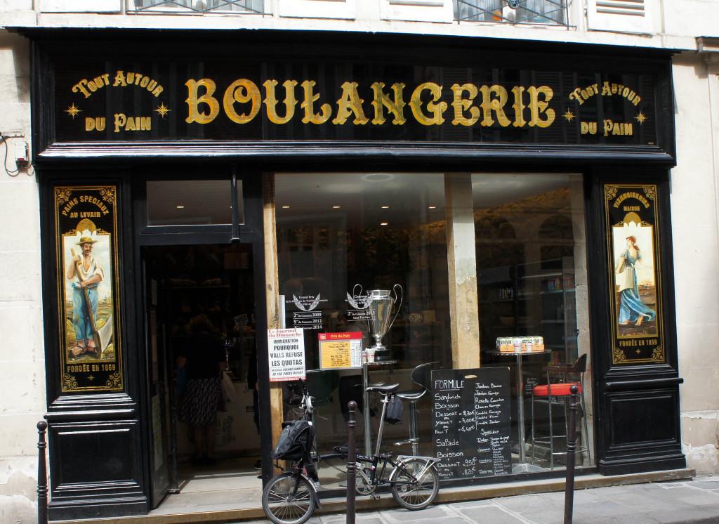 Boulangerie 59 rue de Saintonge