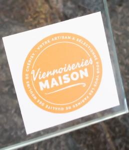 PLV Viennoiserie Maison, Les Journées Pro des Moulins de Chérisy