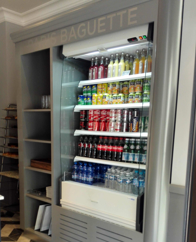 Meuble boissons paris baguette rue gaillon paris 1er for Meuble a boisson