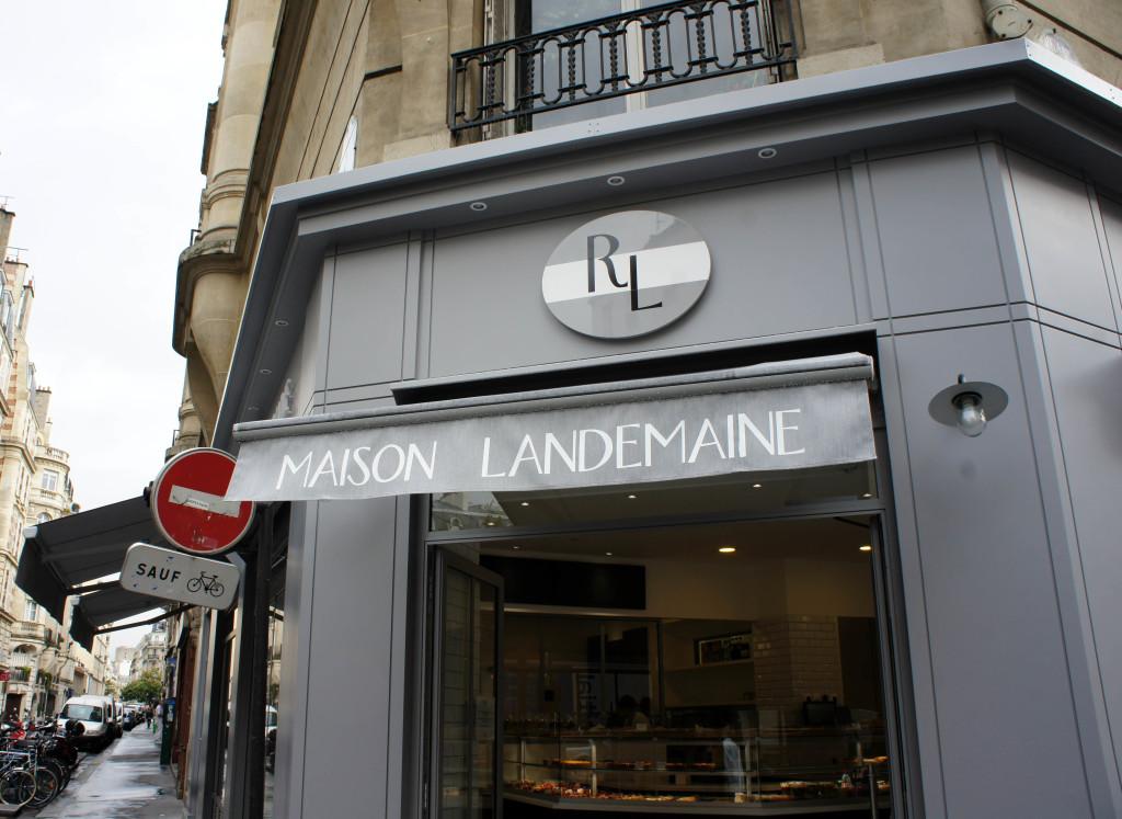 Maison Landemaine rue Oberkampf, Paris 11è