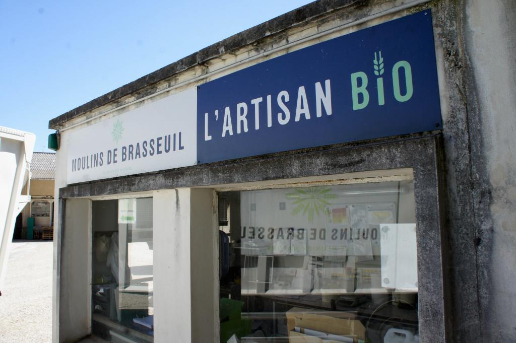 L'Artisan Bio, Moulins de Brasseuil (78)