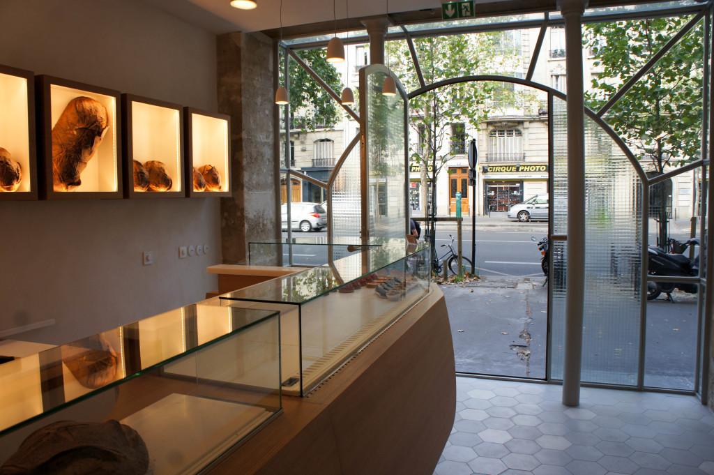 Boutique, Dupain, Paris 3è