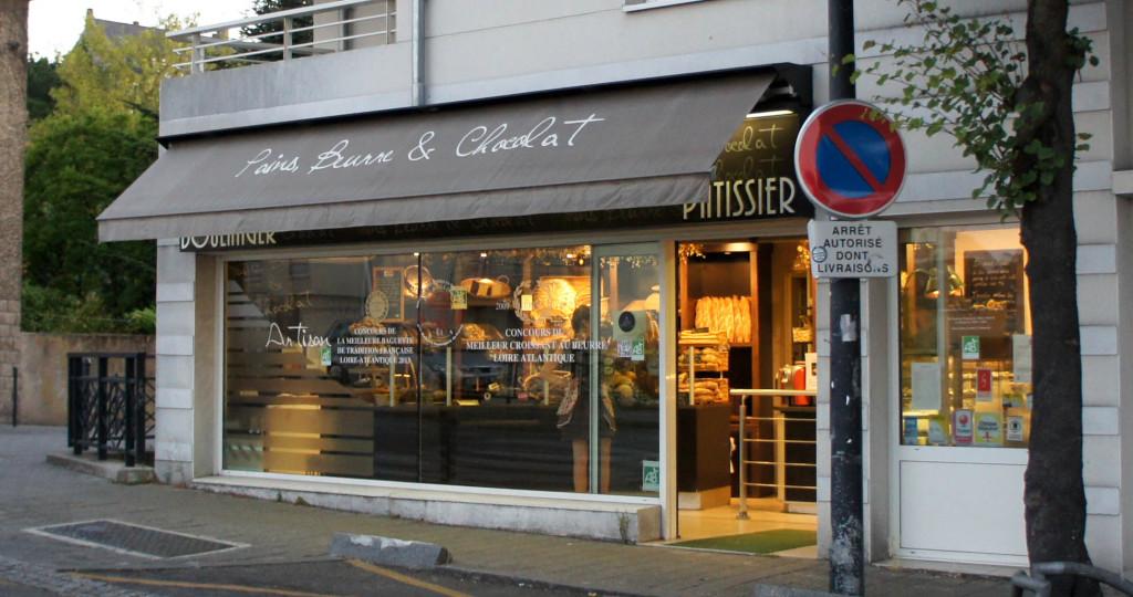 Derrière une façade bien tranquille, la boulangerie Pains, Beurre et Chocolat bouillonne d'idées gourmandes.