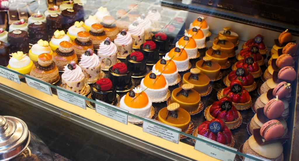 Pâtisseries chez Meert