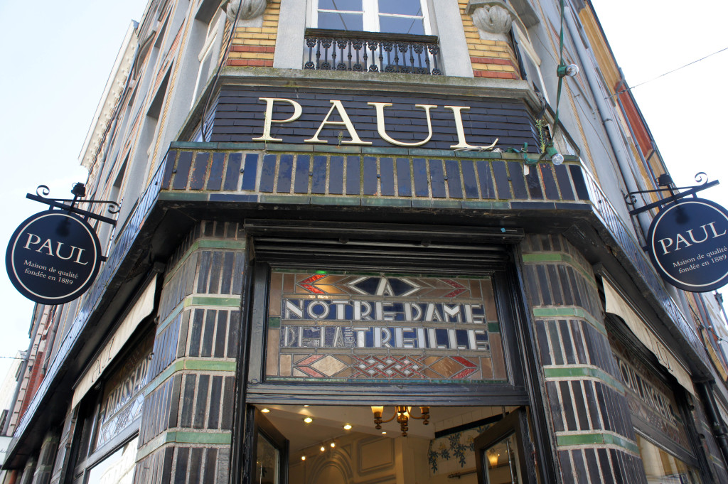 Devanture Paul, Lille