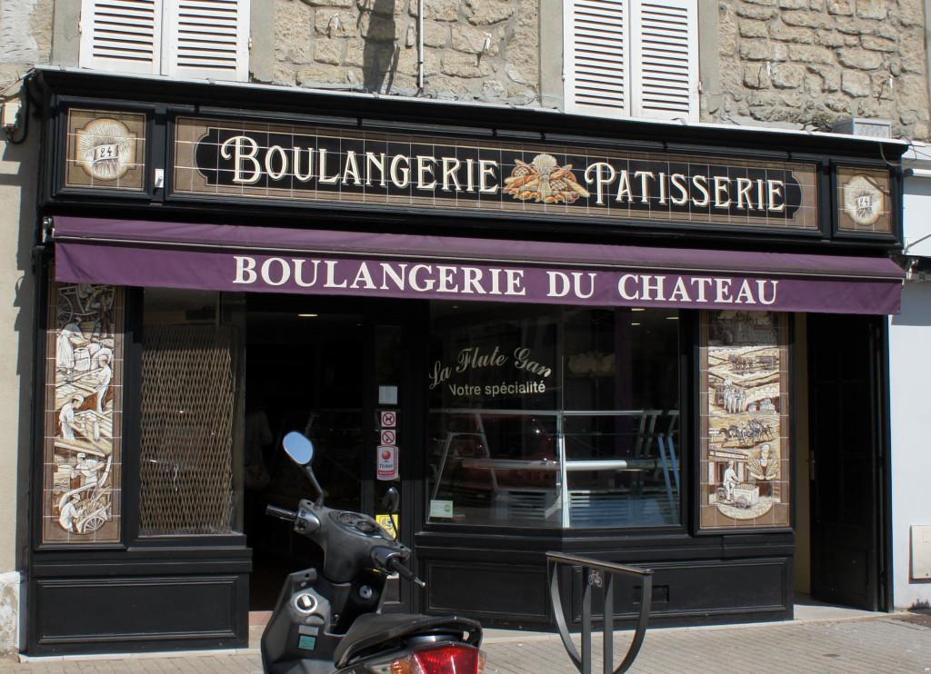 Boulangerie du Château, Chantilly (60)