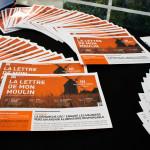 Alphonse Daudet en serait presque ressuscité, voici la Lettre de Mon Moulin... ici dédiée à la démarche CRC récemment adoptée par le moulin.
