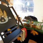 Les enseignes peintes à la main de Martine Veyron.