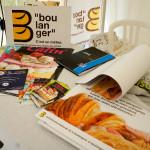 Les affiches et supports de communication développés par le syndicat de la boulangerie.