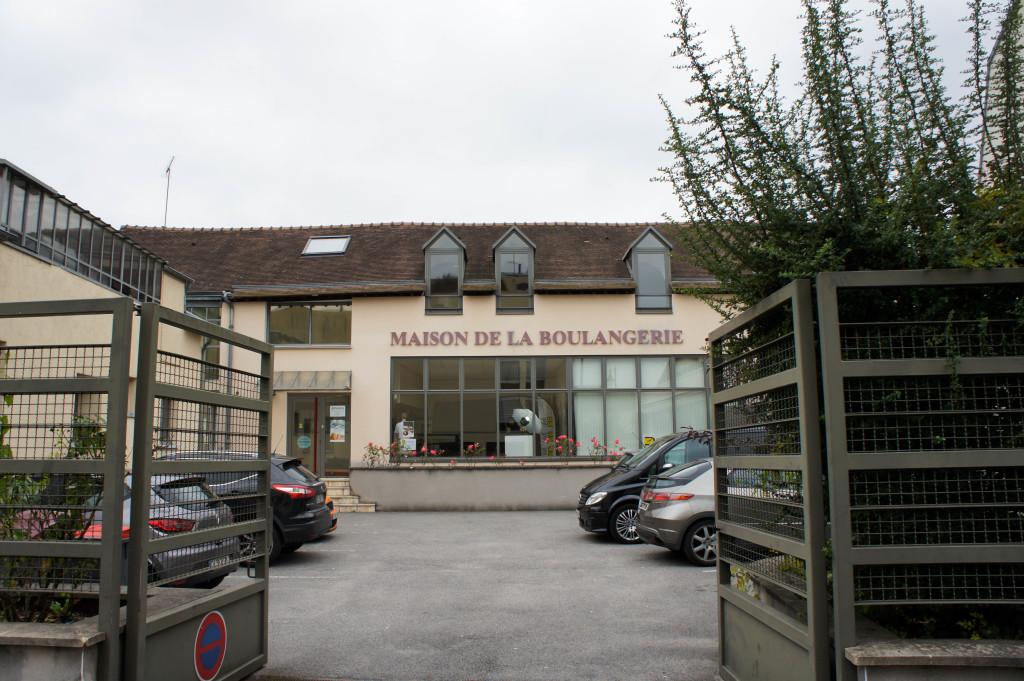 Maison de la Boulangerie, Le Chesnay (78)