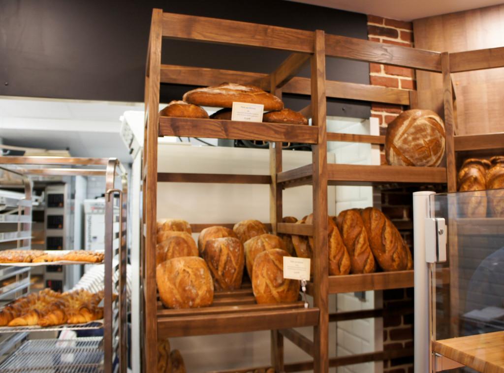 Les pains : semi-complet, Kamut, Petit Epeautre...