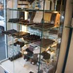 Sélection de chocolats.