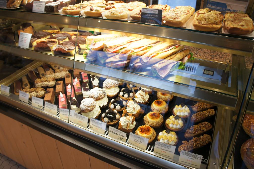 Pâtisseries, Les Blés de Demain, Veigné (37)