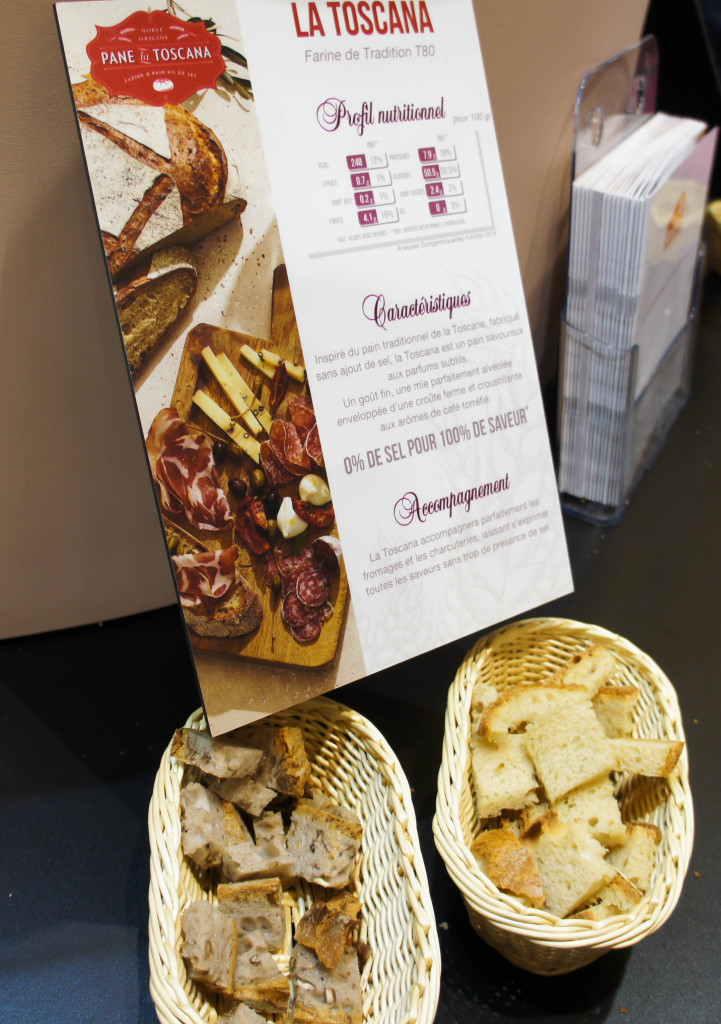 Une fiche produit complète a été élaborée pour présenter la Toscana.
