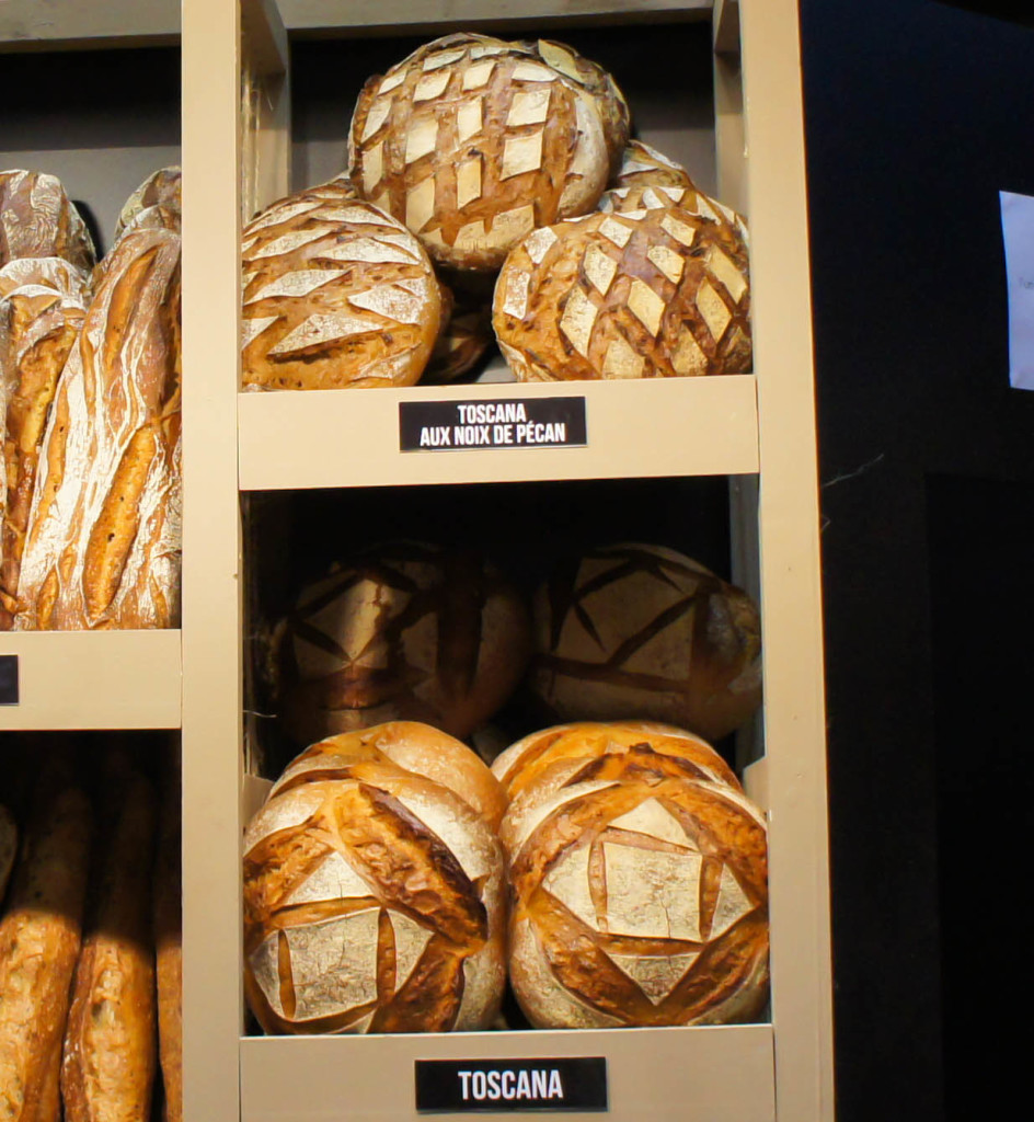 Mur à pains avec la Toscana, Foricher les Moulins