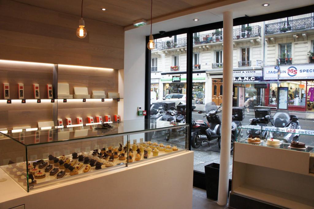 Vue d'ensemble, Les Belles Envies, Paris 5è