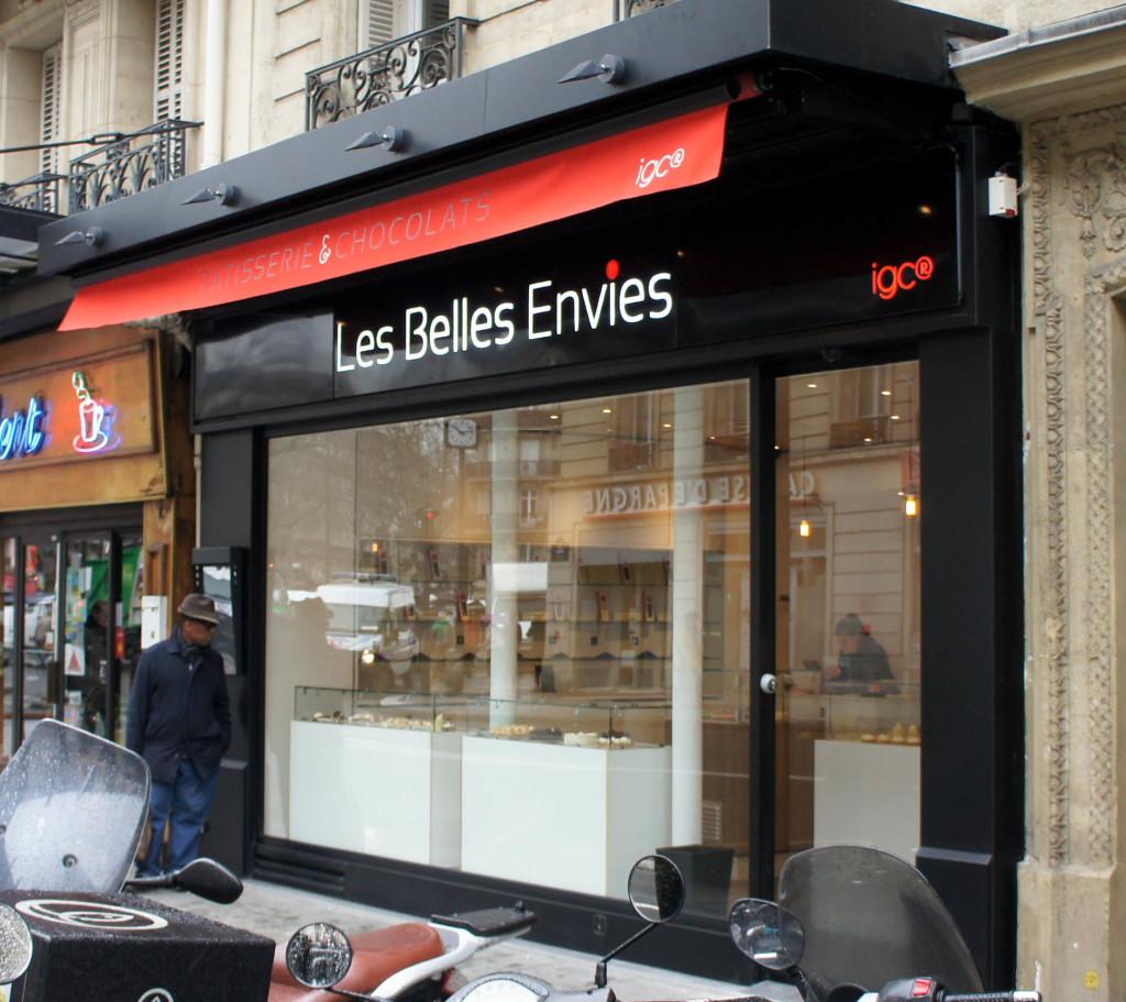 Les Belles Envies, Paris 5è