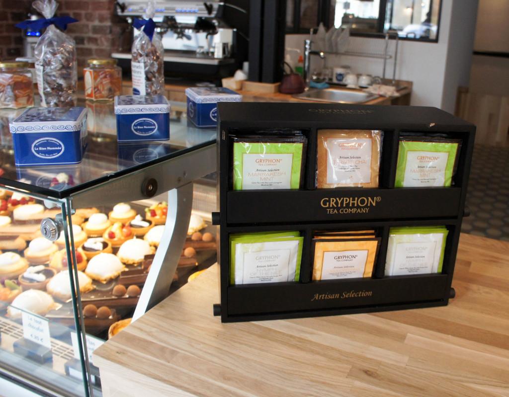 Les thés Gryphon, très parfumés.