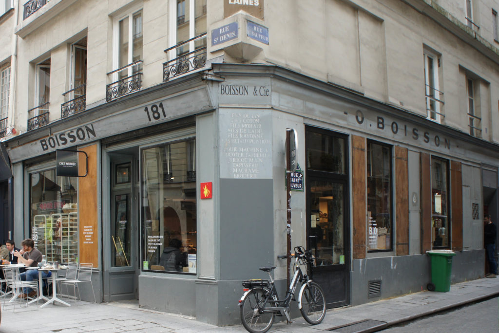 Chez Meunier, 181 rue Saint-Denis