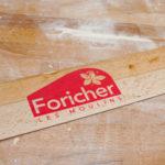 Une paline Foricher, partenaire des Artistes depuis leur installation.