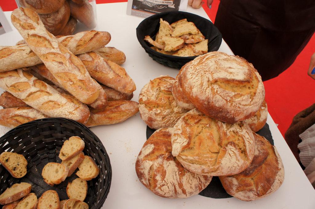Le pain à la semoule de blé dur, la dernière nouveauté Nicot Meunerie.