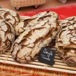 Comme quoi ce n'est pas impossible de faire du pain d'artisan : des tourtes de Seigle.