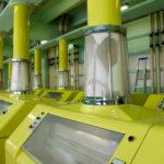 United colors of cylindres. A l'intérieur du moulin Joseph Nicot, l'ambiance est très Pop.