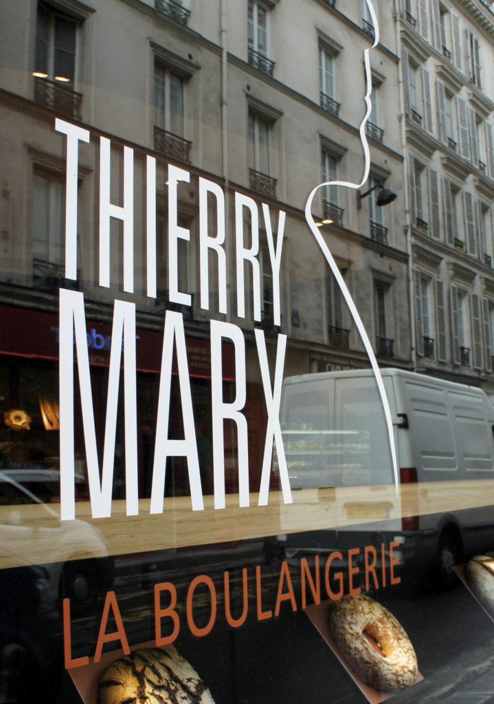Ici, Thierry Marx est partout... en filigrane, tout du moins, car le cuisinier ne peut se multiplier : entre le Mandarin Oriental, la future ouverture à Gare du Nord, ... les projets sont nombreux et les journées ne font que 24h.