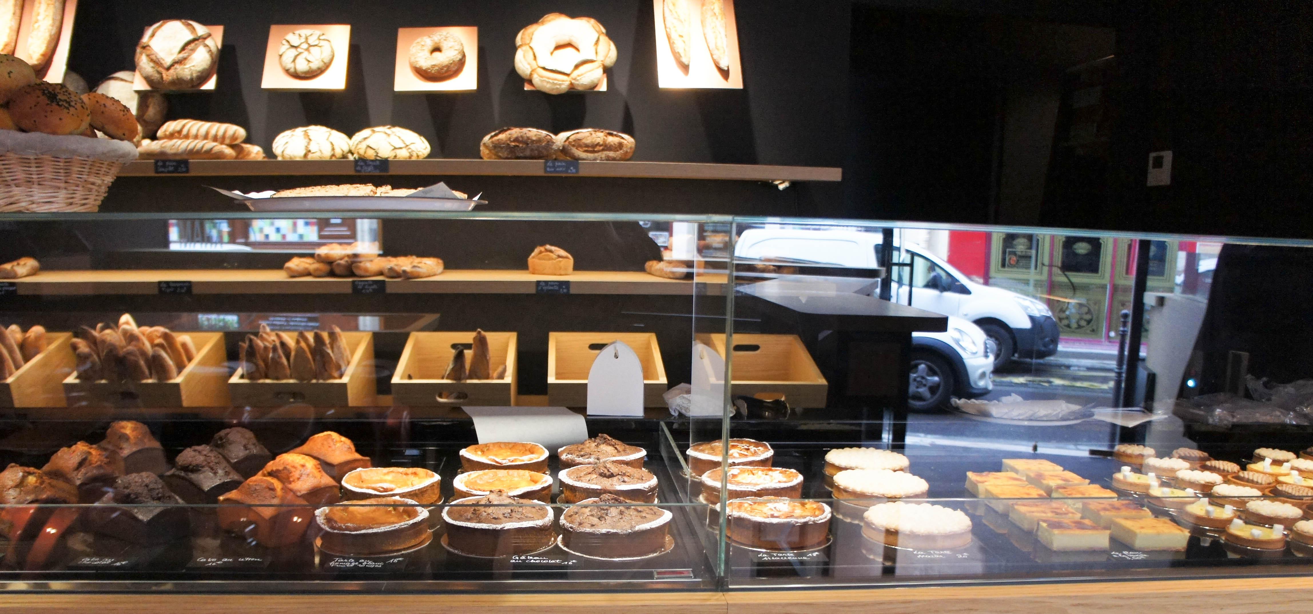 3c7a49960a60c0 Les gammes sont resserrées sur des produits simples   des tartes et gâteaux  de voyage pour