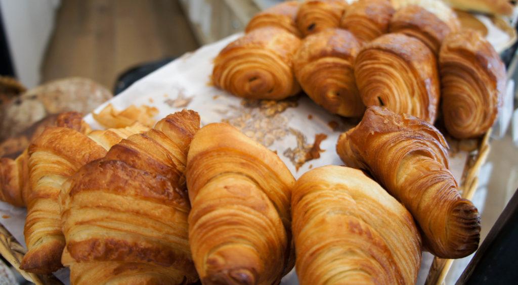 Viennoiserie, Boulangerie Montgolfière, Paris 17è