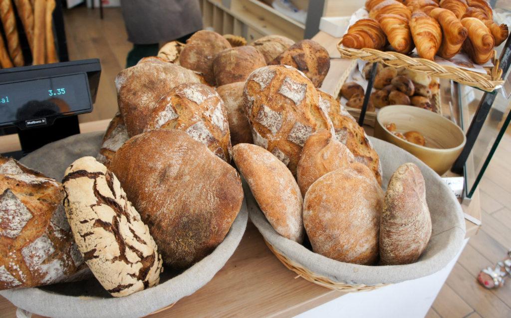 Pains, Boulangerie Montgolfière, Paris 17è